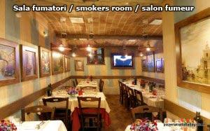 Saletta VIP (Fumatori)
